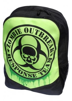 Zombie Response Backpack