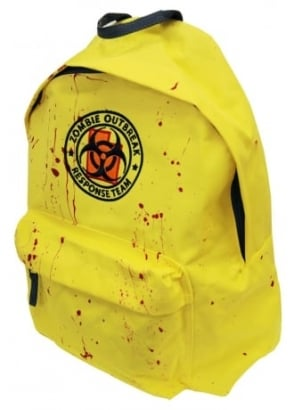 Zombie Response Blood Splatter Backpack