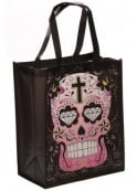 Day of the Dead Shopping Bag