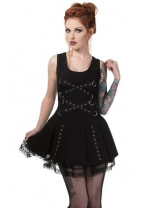 Chained Gladiator Dress