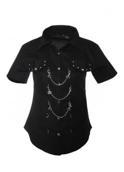 Chained Gothic Shirt