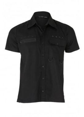 Gothic Studded Shirt