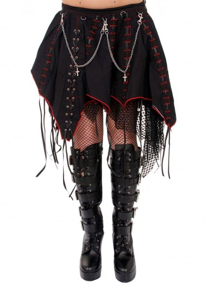 Dead Threads Gothika Skirt