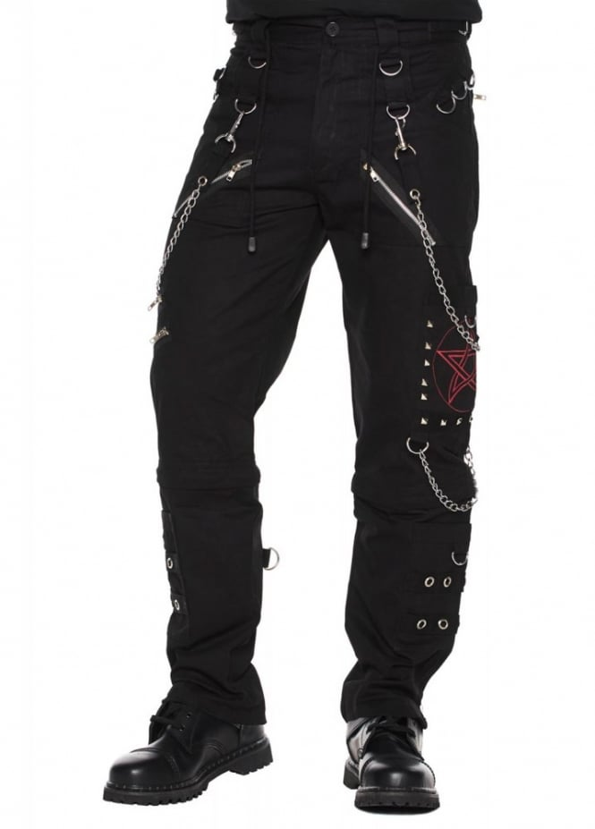 Dead Threads Pentagram Chain Pants Attitude Clothing