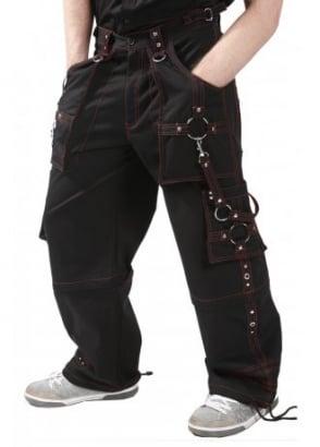 Red Thread Bondage Transformer Pants