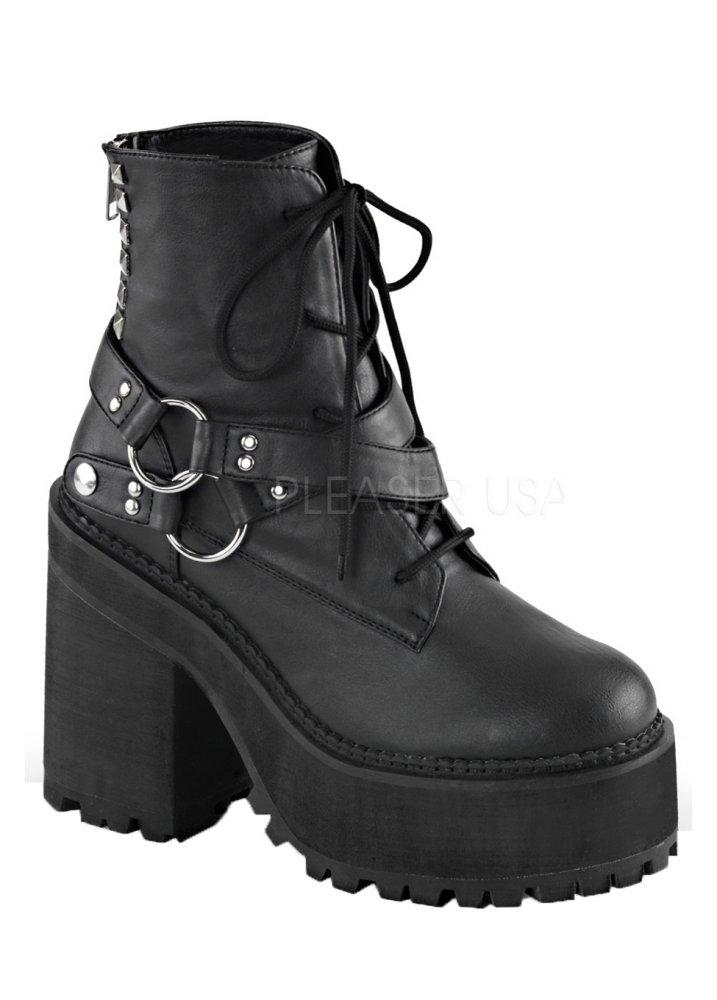 3b244d59507f7 Demonia Assault 101 Boot | Attitude Clothing