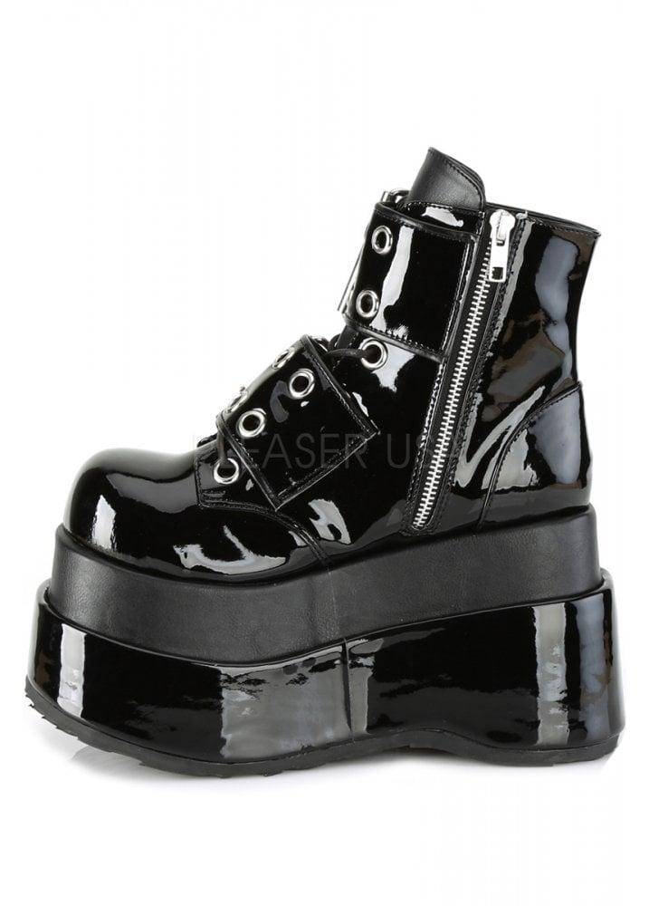 3fc5b5e68 Demonia Bear 104 Platform Ankle Boot | Attitude Clothing