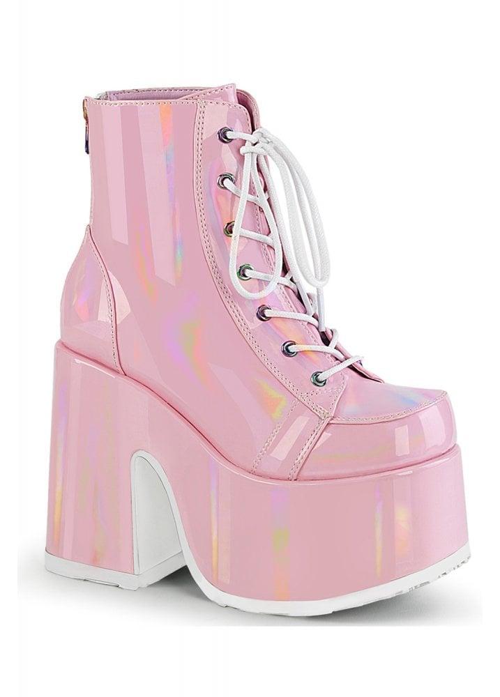 Demonia Camel 203 Pink Hologram