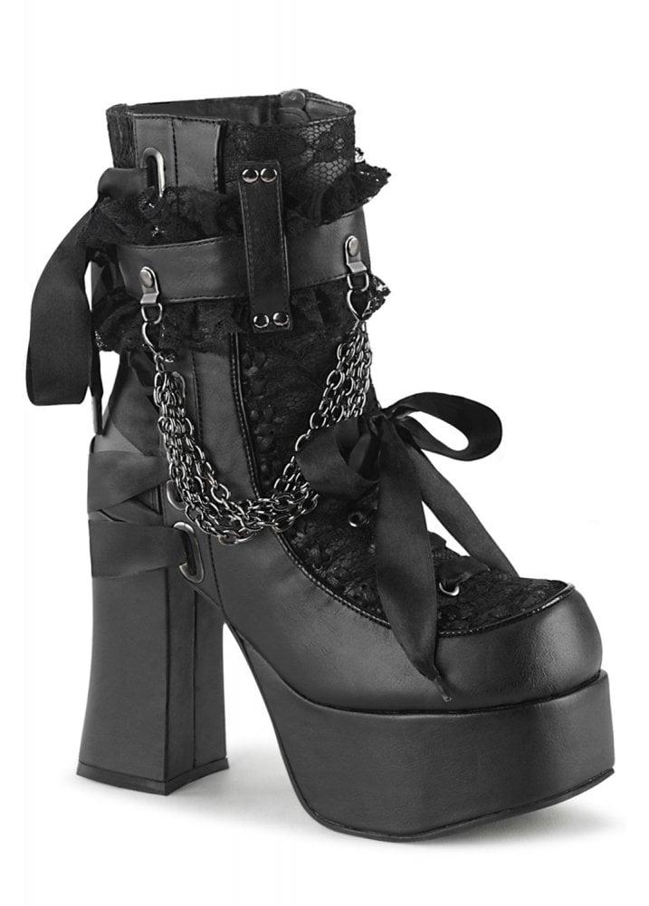 Demonia Charade 110 Gothic Boot