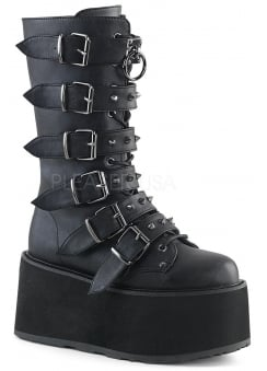 Damned 225 Gothic Platform Boot