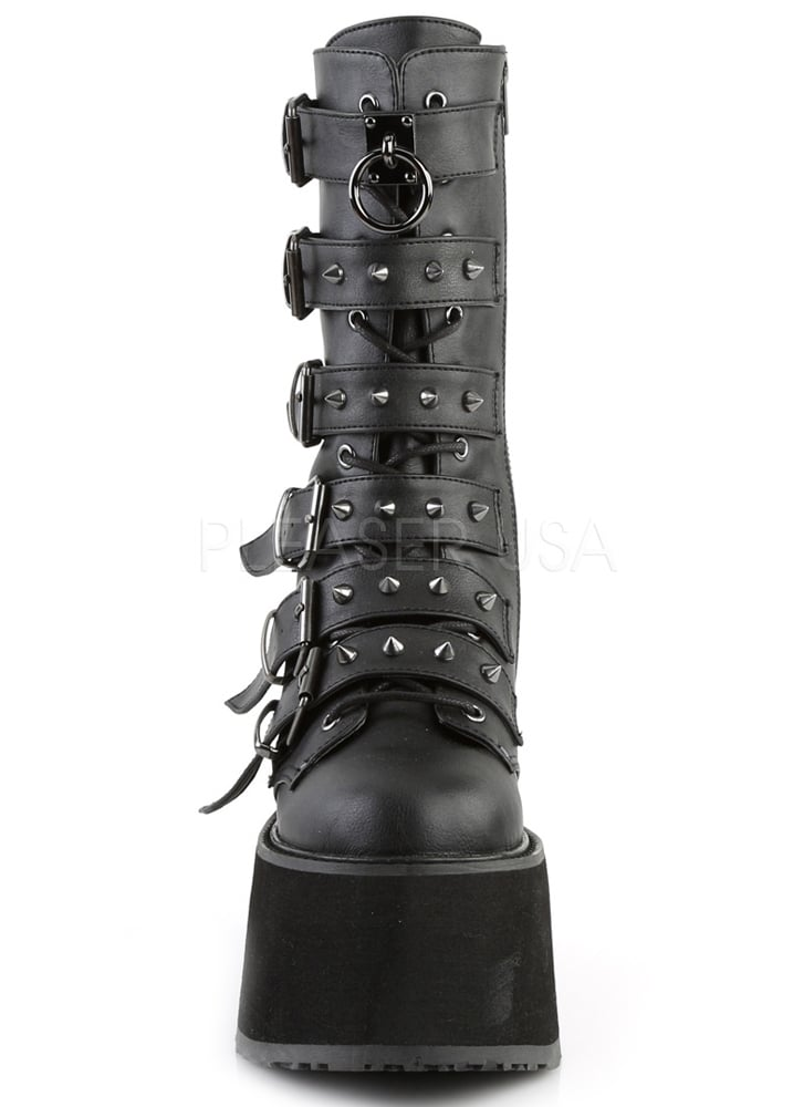 c008face2ae Damned 225 Gothic Platform Boot
