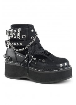 Emily 317 Gothic Ankle boot