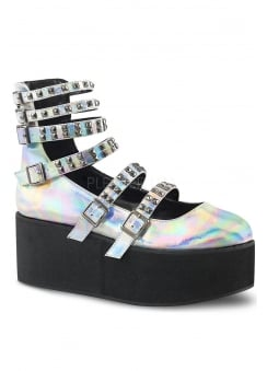 Grip 31 Hologram Flatform Shoe