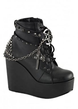 Poison 101 Wedge Boot