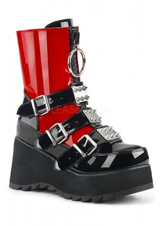 Demonia Scene 51 Wedge Boot