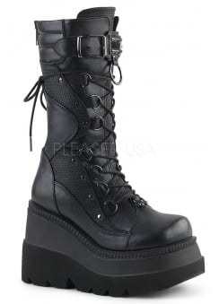 Shaker 70 Gothic Wedge Boot