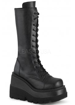 Shaker 72 Gothic Wedge Boot