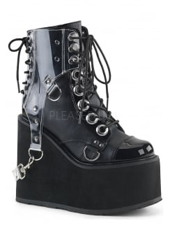 Swing 115 Gothic Harness Platform Boot