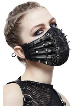 Spike Stud Gothic Mask