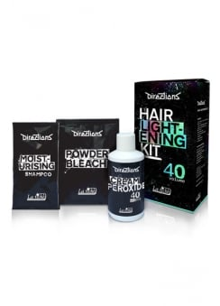 Hair Lightening Kit 40 Volume