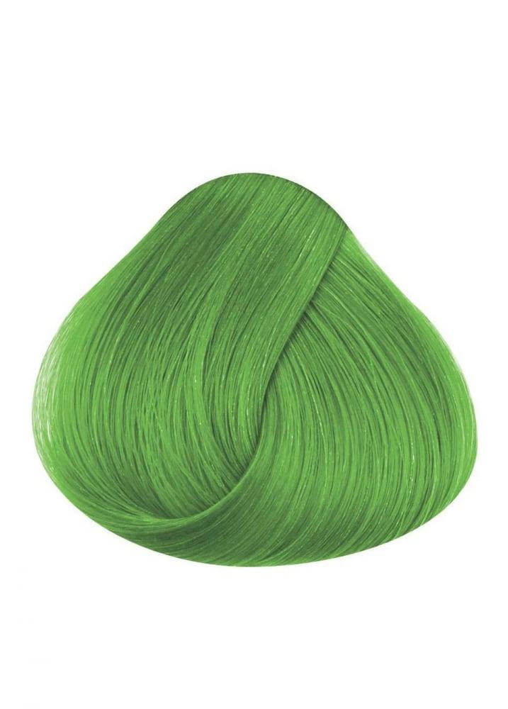 directions green semi permanent hair dye attitude