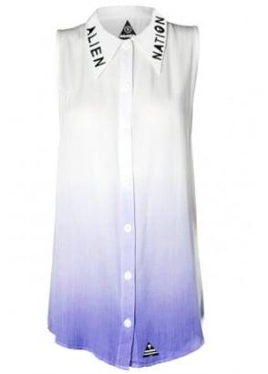 Alien Nation Dip Dye Shirt