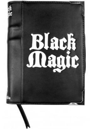 Black Magic Clutch Bag