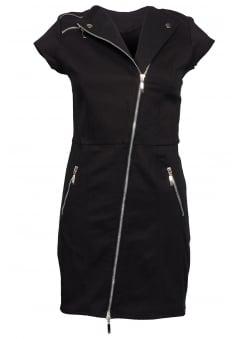 Abigail Biker Dress