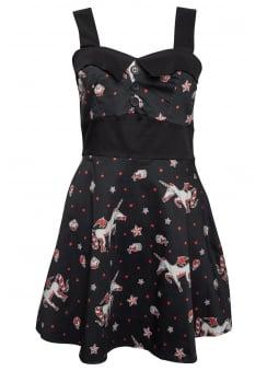 Amelia Gothicorn Dress