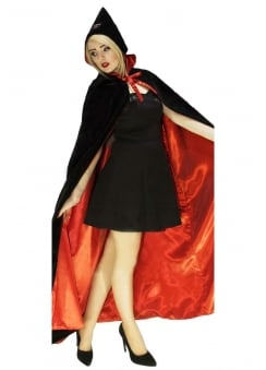 Juliana Hooded Cape