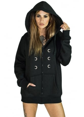 Doctor Faust Luna Gothic Hoodie
