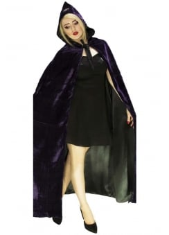 Trinity Hooded Cape