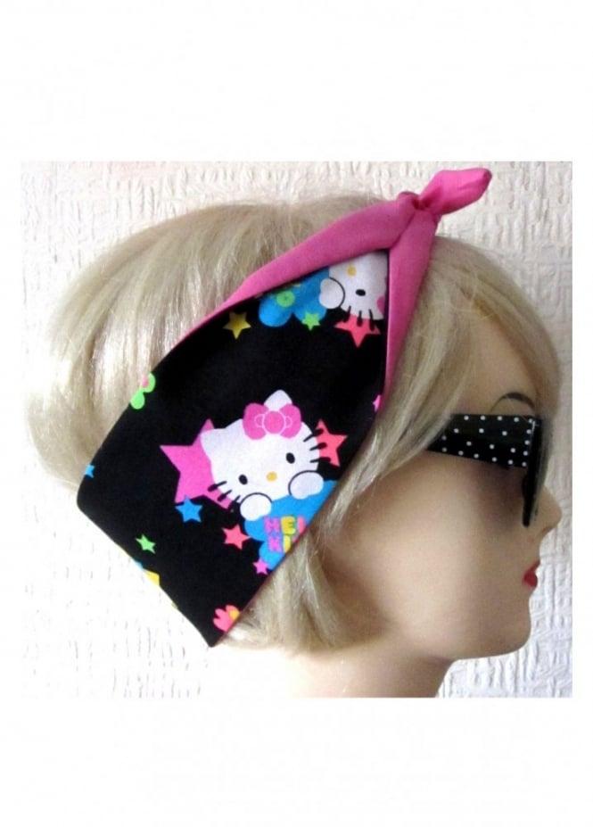 Dolly Cool Hello Kitty Stars Hair Tie
