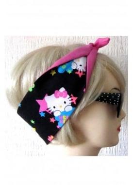 Hello Kitty Stars Hair Tie