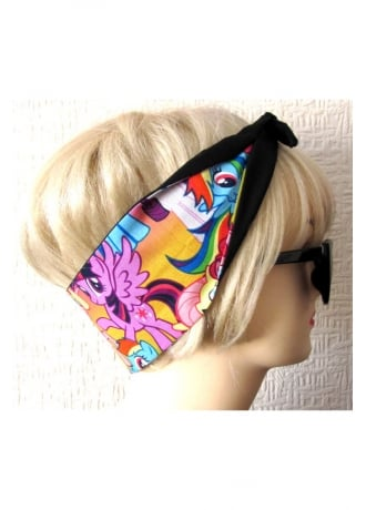 Dolly Cool My Little Pony Hair Tie