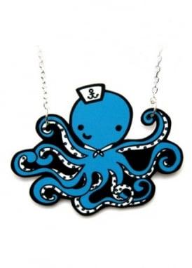 Sailor Octopus Necklace
