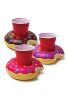 Donuts Pool Party Beverage Boats