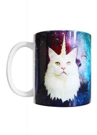 Extreme Largeness Cat Unicorn Mug