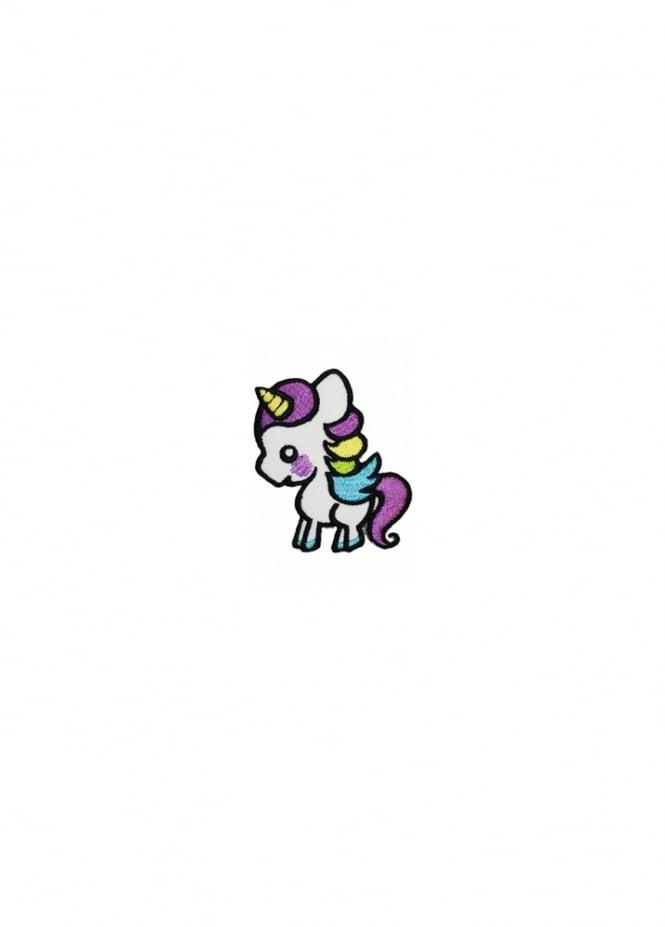 Extreme Largeness Cute Unicorn Patch