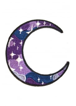 Galaxy Moon Patch