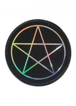 Holographic Pentagram Patch