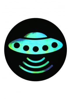Holographic UFO Patch