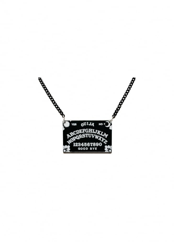 Extreme Largeness Ouija Necklace