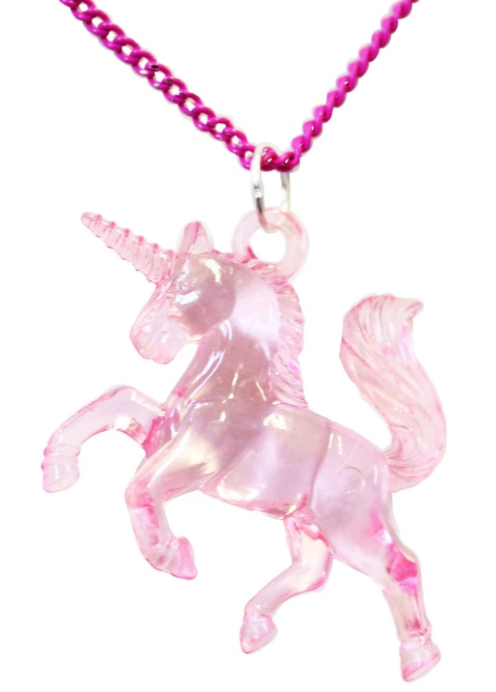 letter a necklace unicorn pink pink unicorn royalty free cliparts 22751