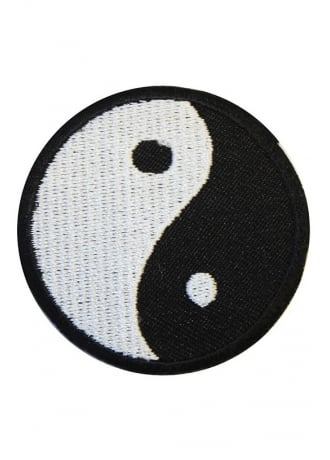 Extreme Largeness Small Yin Yang Patch
