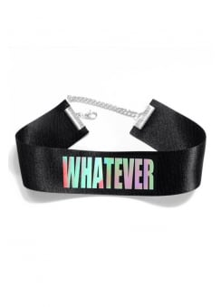 Whatever Ribbon Choker