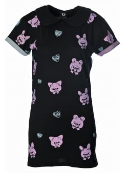 Candied Playtime T-Shirt Dress