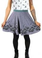 Candy Shores Skater Skirt