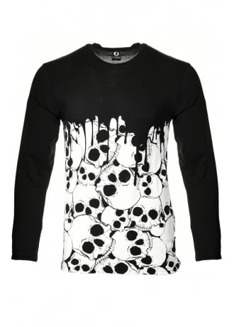 Fearless Illustration Melt With You Long Sleeve Tee