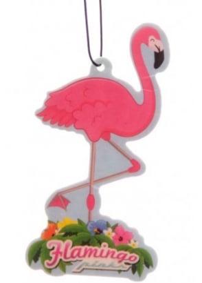 Flamingo Air Freshener